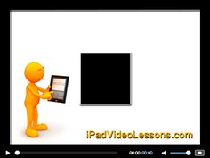 iPad Video Lesson Offer How To Use The i Pad = > http://a.sw.io/VRygFDM