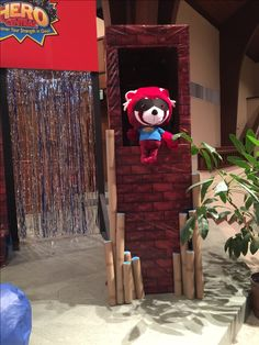 Flame will love being at your church for VBS. cokesburyvbs.com