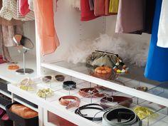 KOMPLEMENT inzet | #IKEA #DagRommel #kledingkast #riemen #sieraden #verdeler #kast