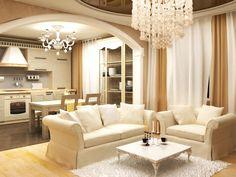 Дизайн интерьера в Днепропетровске   гостинные