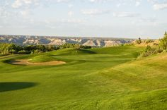 """Pinon Hills Golf Course in Farmington, New Mexico and """"Four Corners"""" of the United States."""