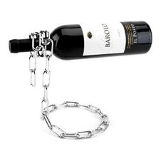 Chain Wine Bottle Holder