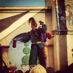 Renaissance festival fun