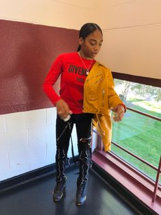 Black Girl Fashion, Dope Fashion, Fashion Killa, Womens Fashion, Trendy Outfits, Fall Outfits, Cute Outfits, Fashion Outfits, Winter Fits