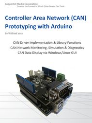 Sae J1939 Ecu Programming Vehicle Bus Simulation With Arduino Controller Area Network Arduino Networking