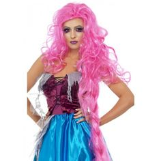 Let's Party With Balloons - Mangled Maiden Wig, $35.00 (http://www.letspartywithballoons.com.au/mangled-maiden-wig/)