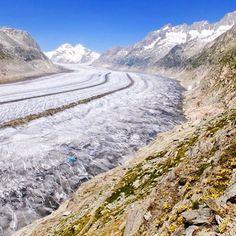 Aletsch Gletscher Switzerland, Hiking, Mountains, Nature, Travel, Instagram, Walks, Naturaleza, Viajes