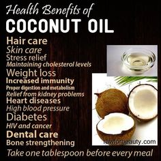 """ The lauric acid found in coconuts is effective in eliminating various fungi, such as Candida """