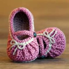 crochet infant boot pattern - Yahoo! Image Search Results