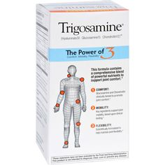 Now at our store Trigosamine Maxim... Available here: http://endlesssupplies.store/products/trigosamine-maximum-strength-90-caplets?utm_campaign=social_autopilot&utm_source=pin&utm_medium=pin