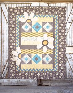 Free ADORNit Quilt Pattern using Capri Fabric. #ADORNit #FREE #FREEQUILTPATTERN