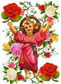 Novena divino niño Jesús muy milagrosa día noveno