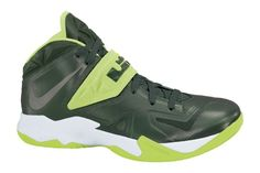 Nike Zoom Soldier VII 599263 300 Gorge Green Metallic Silver Electric Green e67b7f4be0