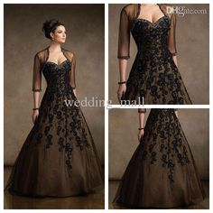 2014 Ceremony New Design! Ball Gown Party Dress Tulle Jacket Half Sleeve Mother Of the Bride Dresses Shopping Online, $105.77 | DHgate.com