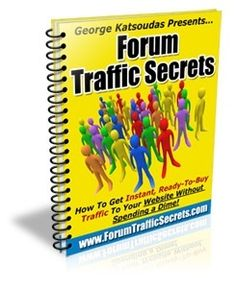 Use These Simple, Unique and Little-Known Forum Marketing Techniques.....