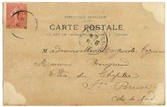 *The Graphics Fairy LLC*: Carte Postale - Sassy French Woman - this is great  2 sides! The sassy French woman is super!
