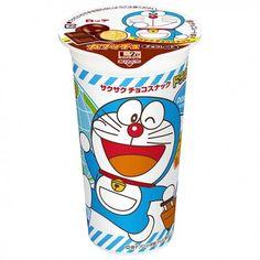 Japanese Snacks, Japanese Candy, Japanese Sweets, Doraemon, Famous Chocolate, Chocolate Snacks, Whole Milk Powder, Avengers Birthday, Anime Fnaf