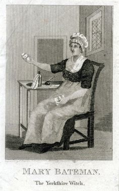 """A Covent Garden Gilflurt's Guide to Life: The Execution of """"The Yorkshire Witch"""""""