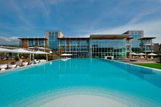 Hotel Aqualux, Bardolino, Lake Garda, Italy