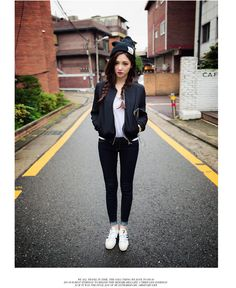 Classic Longline Bomber Jacket in Pink | Fashion for Everyday ...