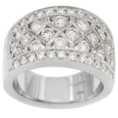 Band Diamond Eternity Bands And Diamonds On Pinterest