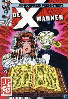 Strips - X-Men - Wat is er met Kitty gebeurd??
