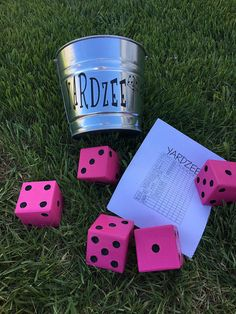 Games are all about having fun and making memories, family closeness, having fun, and recalling childhood memories. Why not play Yardzee to create these special family minutes? We have re-imagined this classic game into a giant outdoor game that promises hours of family fun and new