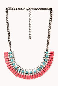 Collect cross pendants, lockets and statement necklaces   Forever 21