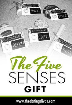 """""""The FIVE Senses"""""""