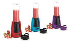 Groupon - Bella Sport Rocket Blender in Purple, Red, or Turquoise. Free Returns. in Online Deal. Groupon deal price: $15.99
