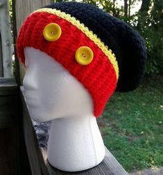 These free Mickey mouse crochet patterns are perfect for anyone who loves Disney and Mickey mouse. These handmade Mickey mouse items are perfect for gifting to loved ones and friends. Disney Crochet Hats, Crochet Mickey Mouse, Disney Crochet Patterns, Minnie Mouse, Disney Hat, Disney Time, Baby Patterns, Disney Mickey, Crochet Slipper Pattern