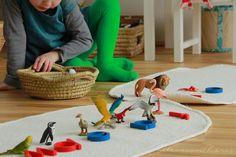 Ein kleiner Erdling, seine Eltern vom Mars und ihr Montessori-Weg