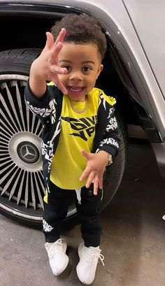 Cute Baby Boy Outfits, Swag Outfits For Girls, Little Girl Outfits, Cute Outfits For Kids, Cute Baby Girl, Cute Baby Clothes, Cute Mixed Babies, Cute Black Babies, Cute Black Guys