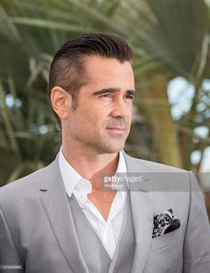 Colin Farrell attends the 'Lobster' Photocall during the 68th annual Cannes Film Festival on May 15, 2015 in Cannes, France.