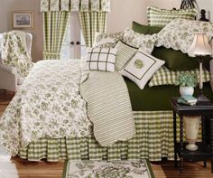 1000 Images About Green Toile Ideas On Pinterest Toile