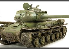 IS-2 1/35 Scale Model