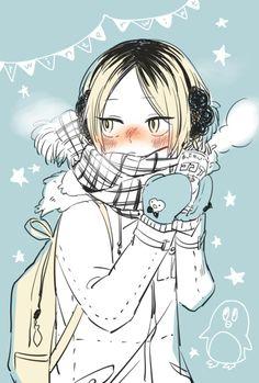 kozume kenma winter outfit