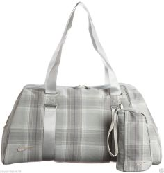 WOMEN'S NIKE TRAVEL DUFFLE BAG LARGE TRAVEL PURSE DUFFEL GYM GOLF TENNIS $80 NWT #NIKE