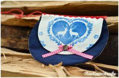 FRAU HERZL ♥ Trachten-Tasche für's Oktoberfest