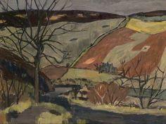 Border Landscape. William Gillies