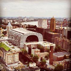Rotterdamse Dagendagen...what a view