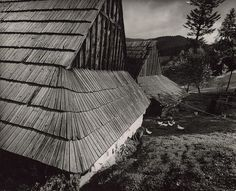 Martin Martinček - Strechy VII.-1964–1970 Nostalgia, Architecture, Photography, Space, Photos, Fotografia, House, Lens, Prague