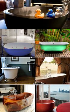Explore some of the best hotel bathtubs in the world!