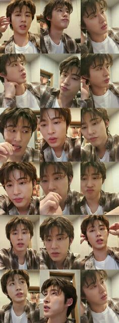 Kim Hanbin Ikon, Ikon Kpop, Cute Simple Wallpapers, Ikon Leader, Yg Trainee, Ikon Wallpaper, Double B, Yg Entertainment, Boyfriend Material