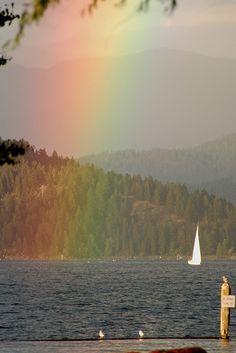 Lake Pend Oreille - Sandpoint, Idaho