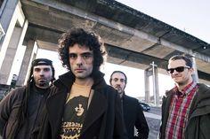 """Os lucenses Holywater presentan dentro do ciclo Compostela Rock o seu novo traballo, 'Wasteland', o seu disco de rock máis clásico, o máis elegante, o que ofrece menos ganchos inmediatos. Fano acompañados dos composteláns Curtinatis. Mércores 23 xaneiro 2013 ás 21:00  Zona """"C"""""""