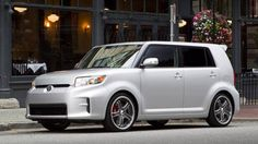 The 2011 Scion xB. (Handout)