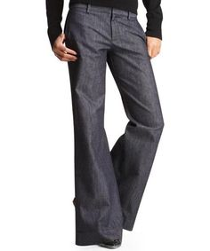 Denim trousers, The Gap, $59.99