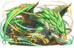 05/19 寵物圖檔更新 - Puzzle & Dragons 戰友系統及資訊網 Creature Feature, Creature Design, Fantasy Creatures, Mythical Creatures, Anime Fantasy, Fantasy Art, Character Art, Character Design, Puzzles And Dragons