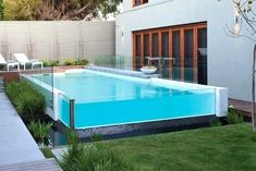 Moderne Oberirdische Pools